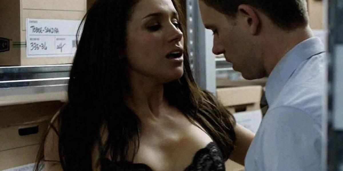 La controversial escena de sexo de la ahora duquesa Meghan