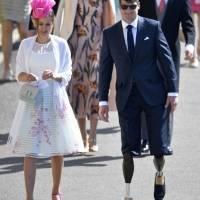 Invitados boda real