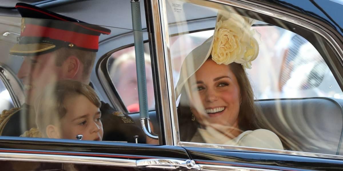 Gente como a gente! Kate Middleton usa vestido repetido no casamento de Meghan Markle e príncipe Harry