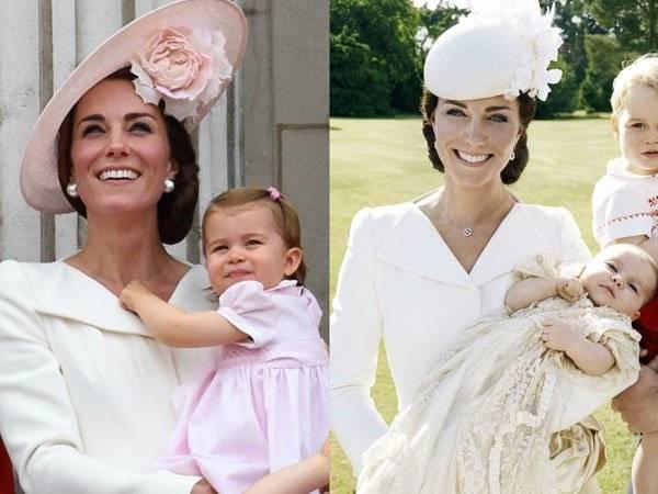Kate Middleton Alexander McQueen Boda