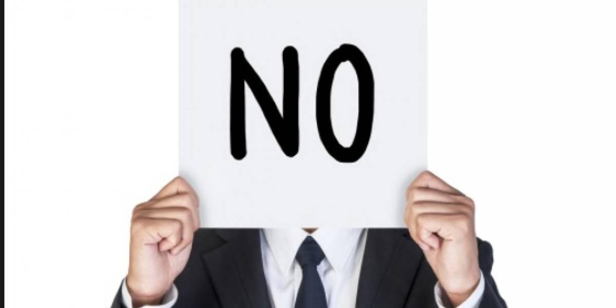 """El """"No"""" en la cuenta de Twitter de la PGN que se volvió tendencia"""