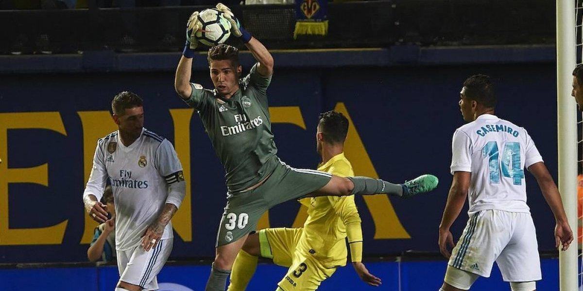 Real Madrid consigue intrascendente empate con Villarreal
