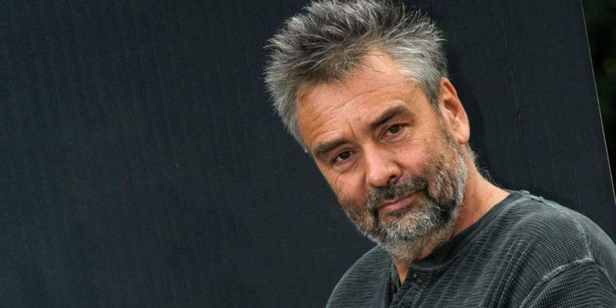 Actriz denuncia a director Luc Besson por violación