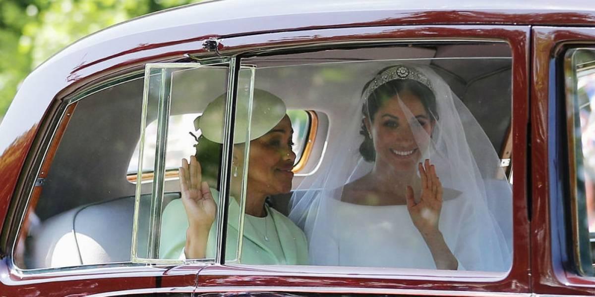 Casamento real: Meghan Markle escoheu vestido de noiva Givenchy