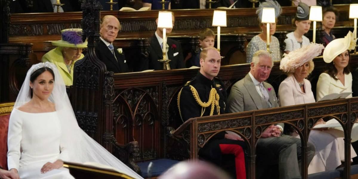 Casamento real: percebeu um assento vago ao lado de William? O motivo vai te emocionar