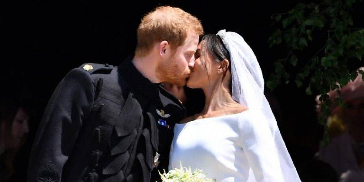 """Meghan """"rompe la tradición"""" y sigue los pasos de la princesa Diana"""