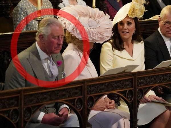 Príncipe Carlos Boda Meghan Markle Príncipe Harry