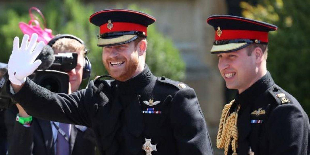 Los dos gestos increíbles del príncipe Harry durante la boda real
