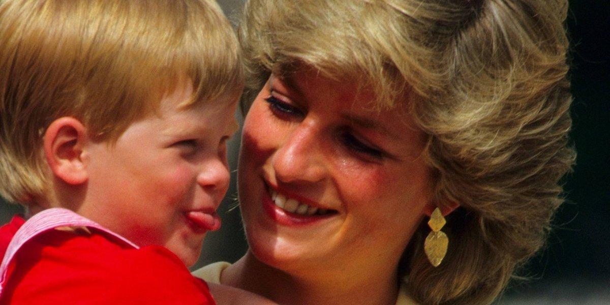 """""""Lo hiciste bien Diana"""", en las redes recuerdan a la princesa junto a sus pequeños"""