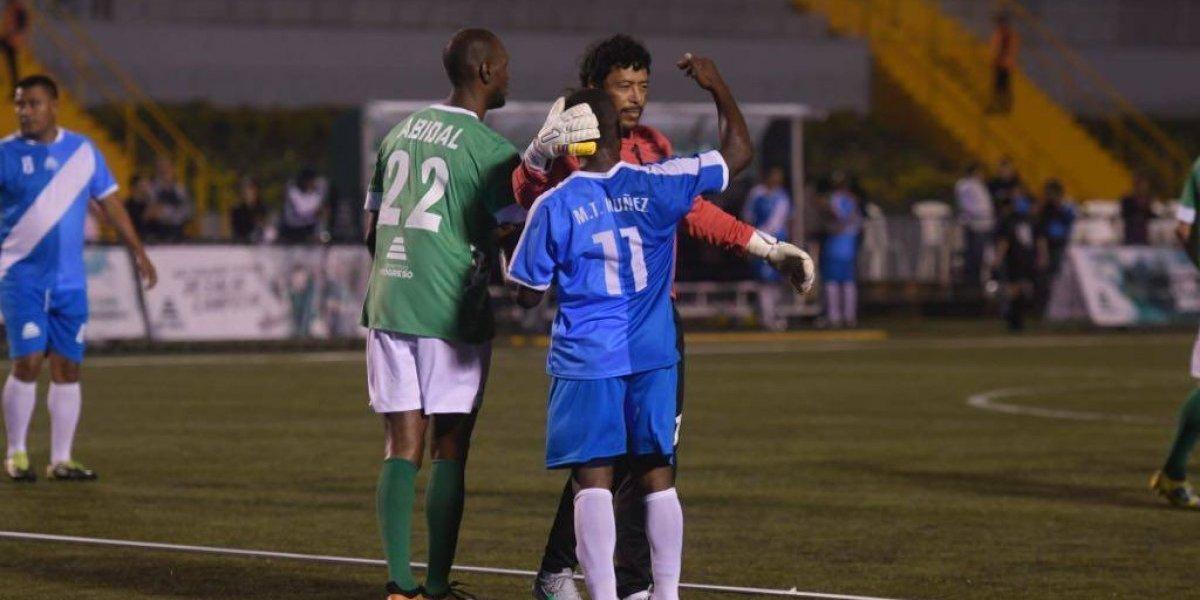 Higuita saca lo mejor de su juego en Guatemala