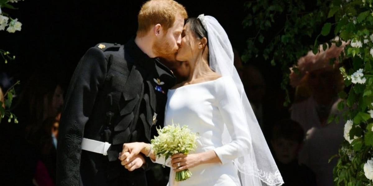 Meghan Markle mostró su lado feminista en su boda con el príncipe Harry