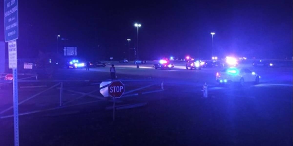 Tiroteo en una escuela en Georgia deja una persona muerta y dos heridos