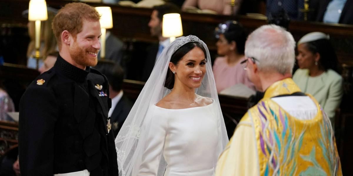 Estilista da Givenchy conta os segredos do vestido de noiva de Meghan Markle