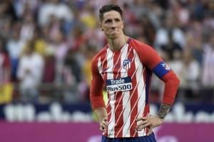 Fernando Torres recibió un cálido homenaje
