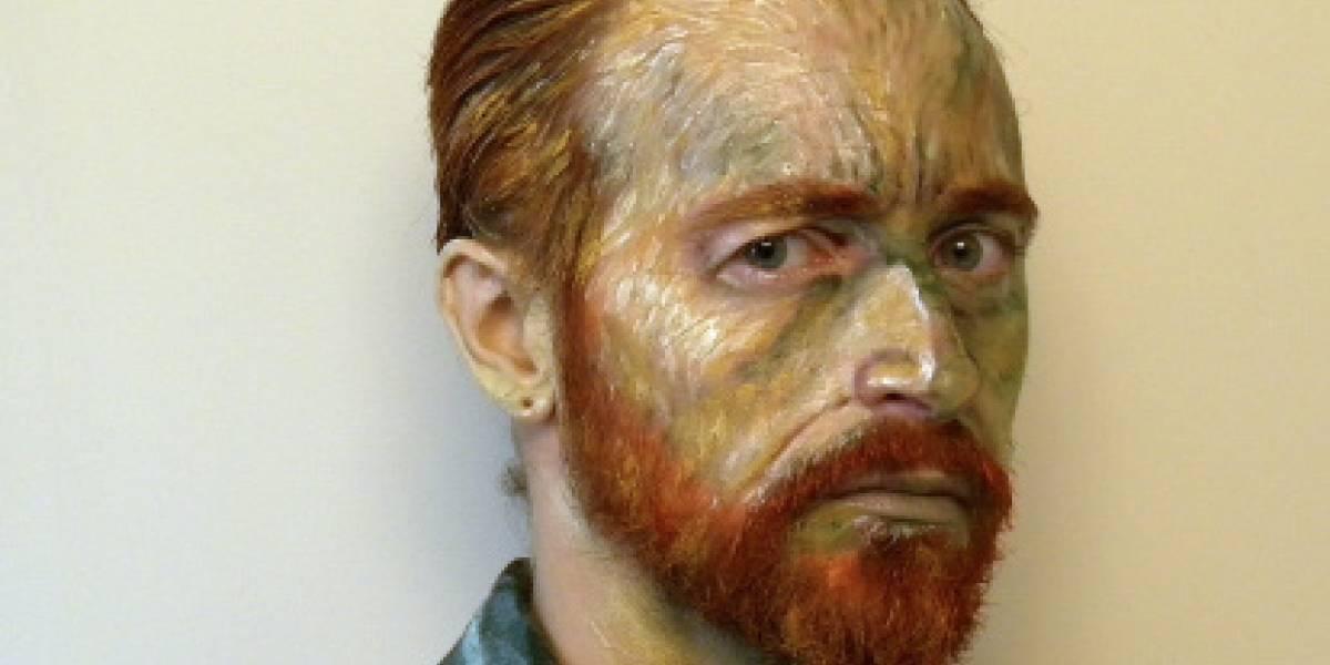 "¡Maravilloso! Video simula estar dentro de pintura ""La noche estrellada"" de Van Gogh"