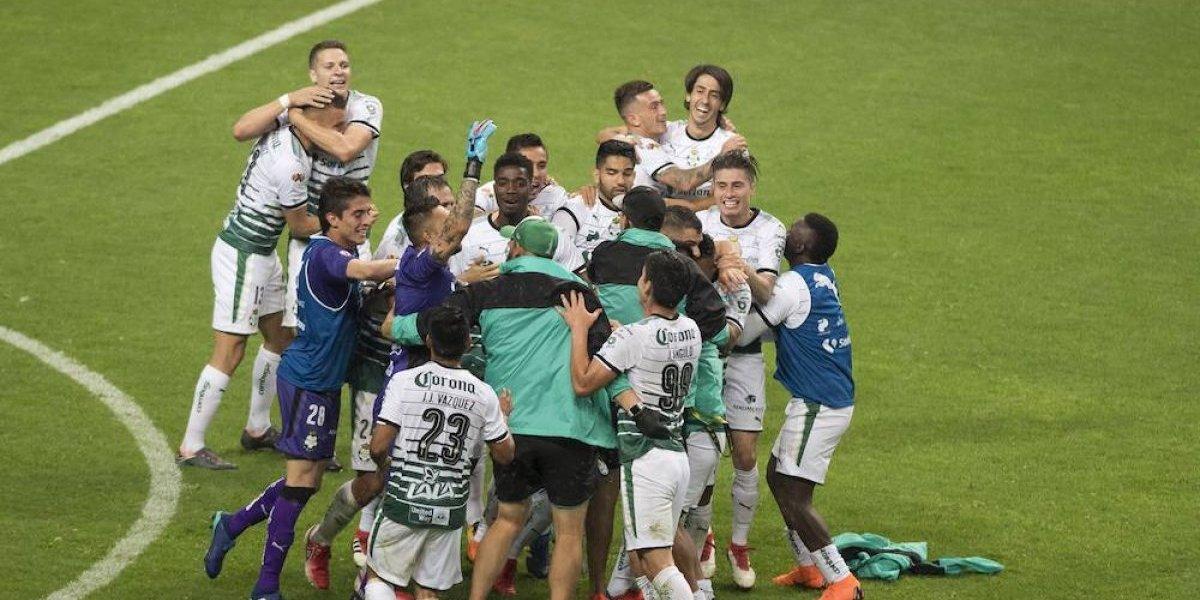 Se cumple la profecía de los Avengers, Santos es campeón de la Liga MX