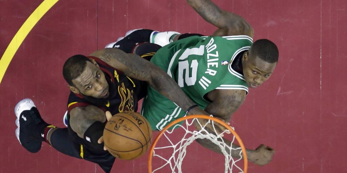 Reaccionan los Cavaliers con un sólido triunfo ante los Celtics