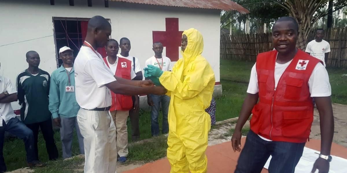 Administrarán vacuna experimental contra el ébola