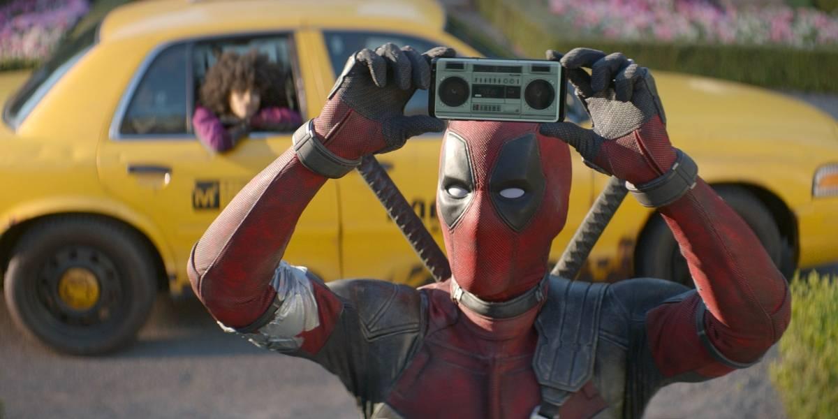 """Deadpool 2"" se apodera de la taquilla"