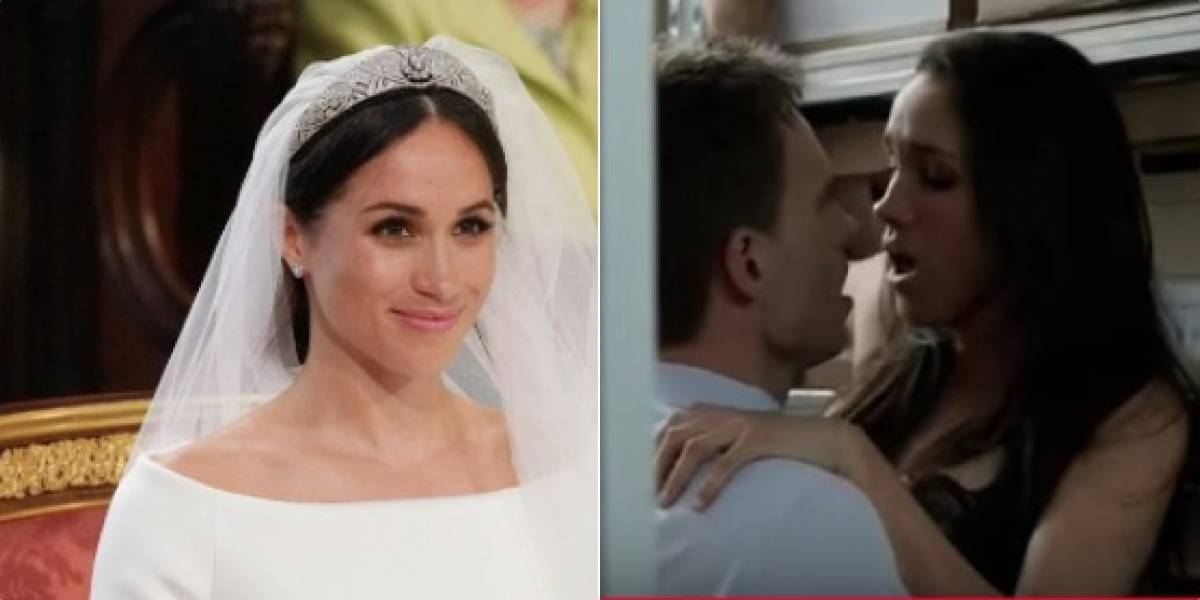 VIDEO. La controversial escena de sexo de la ahora duquesa Meghan
