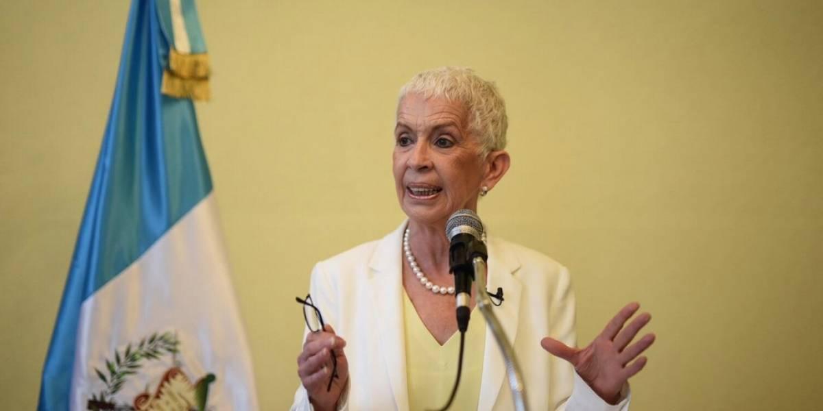 Por falta de apoyo del Ejecutivo, comisionada para la Reforma Policial deja el cargo