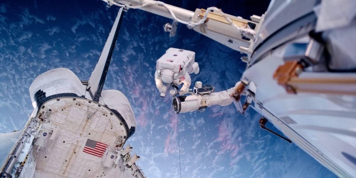 La espectacular selfie de un astronauta desde el espacio que se ha vuelto viral