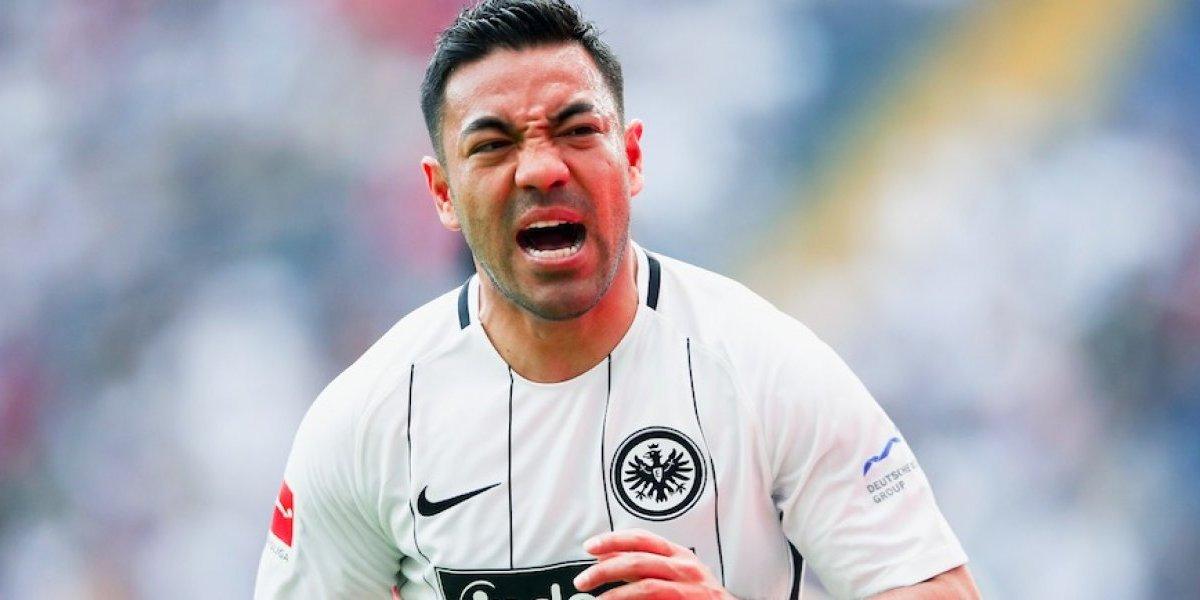 Jugador alemán amenaza a Marco Fabián para el Mundial