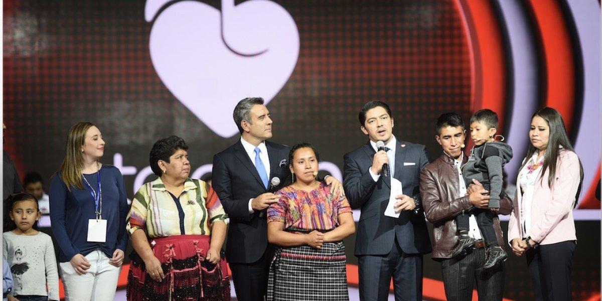Razones por las que la Teletón Guatemala no cumplió con la meta de recaudación para el 2018