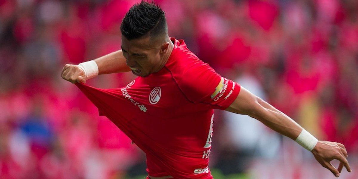 Toluca sumó dos finales perdidas en el semestre