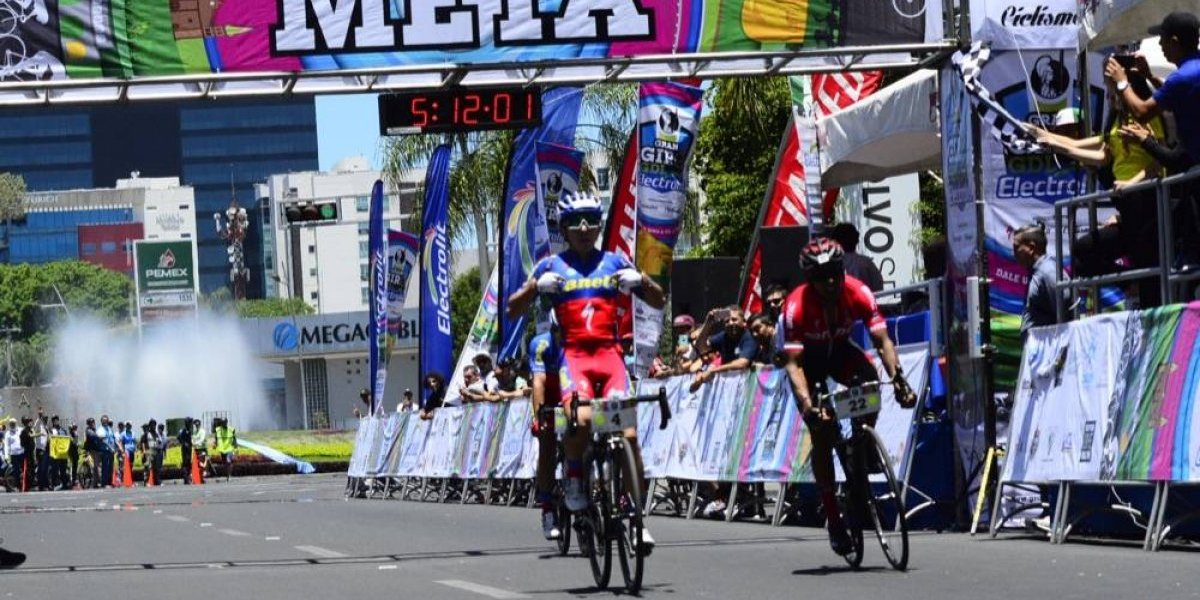 Triunfo chileno en el Gran Giro Guadalajara 2018