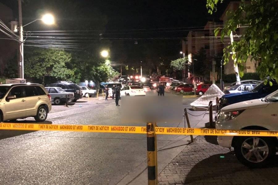 Tiene la ciudad de Guadalajara un fin de semana violento