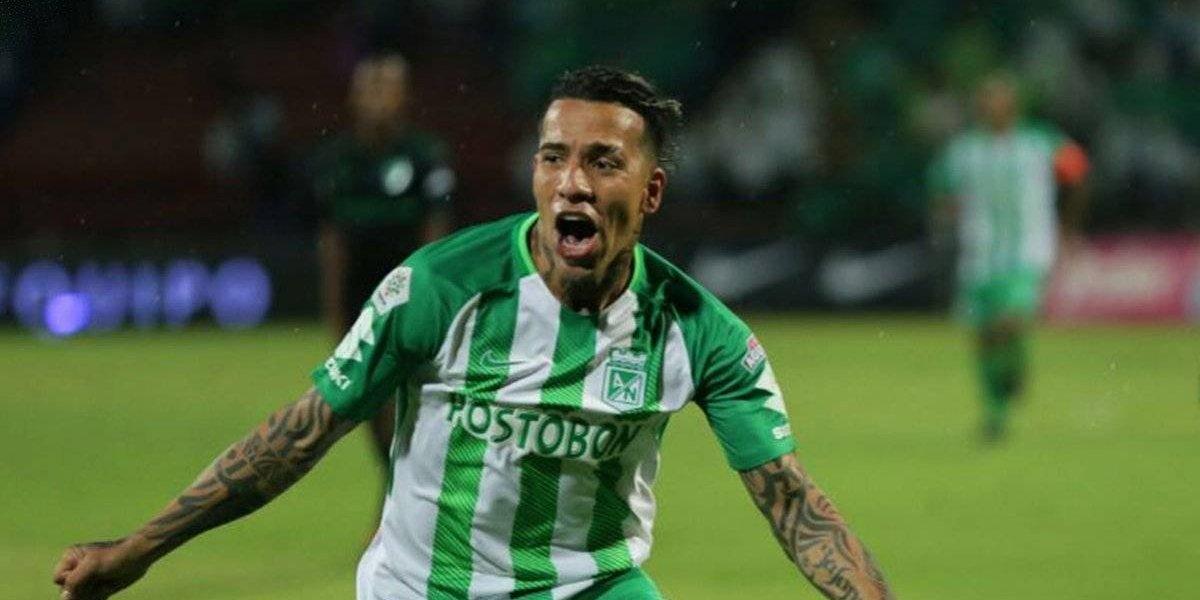 Doblete de Dayro Moreno lleva a Nacional a semifinales de la liga colombiana