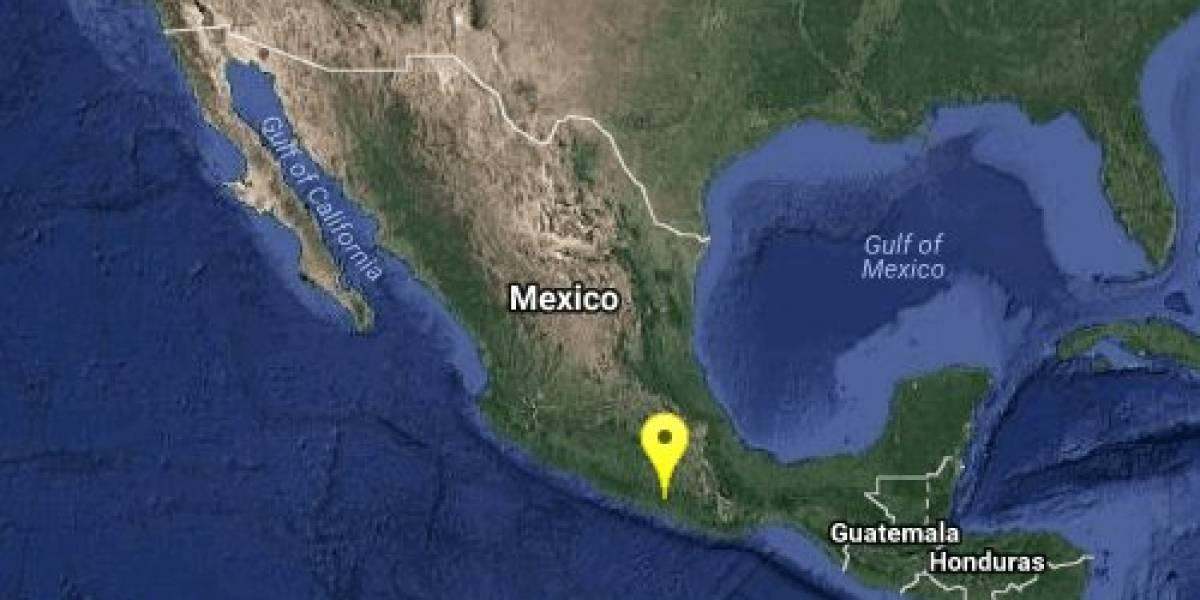 Se registra sismo de 4.1 grados en Ixtepec, Oaxaca