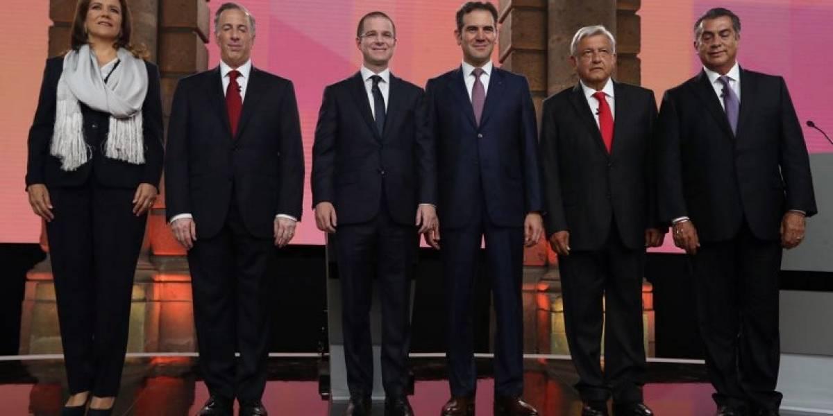 EN VIVO. Se realiza el segundo debate presidencial en México