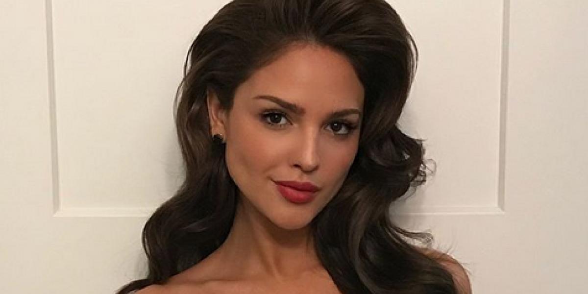 Eiza González, la misma seductora en los videos de Romeo y Justin