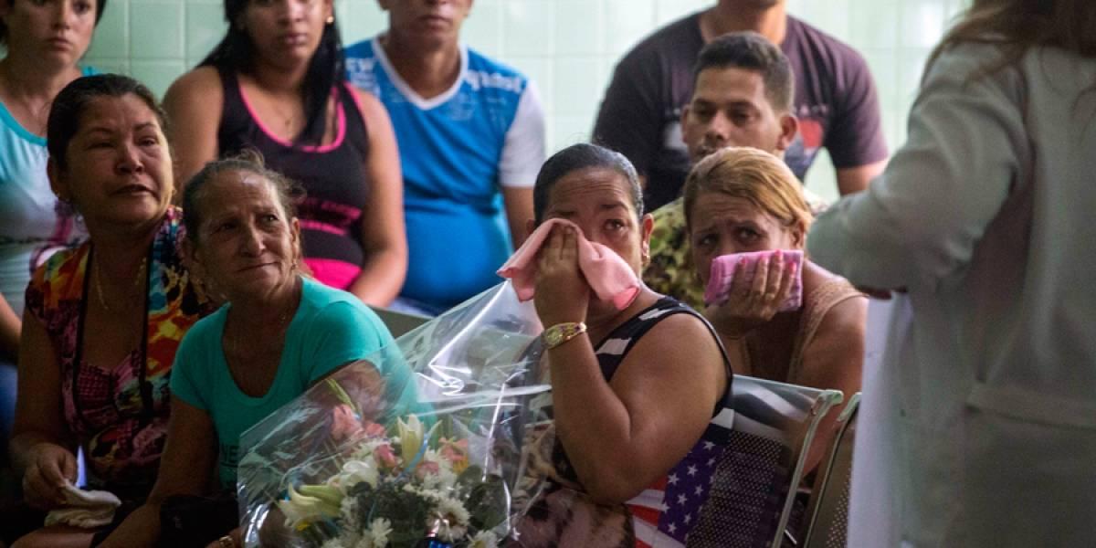 VIDEO. Luto en Cuba, identifican a víctimas del avionazo
