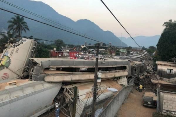 Choque de trenes provocado por saboteja