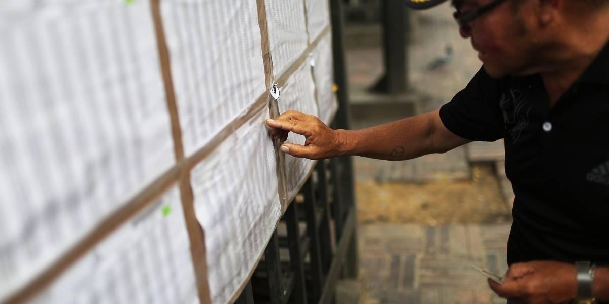 Han votado tres veces más colombianos en el exterior a presidente que en 2014