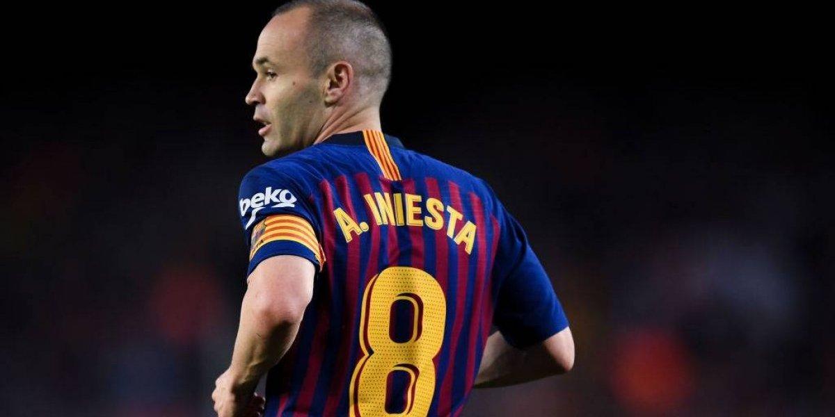 VIDEO: Iniesta da su última cátedra en el Camp Nou con triunfo del Barcelona