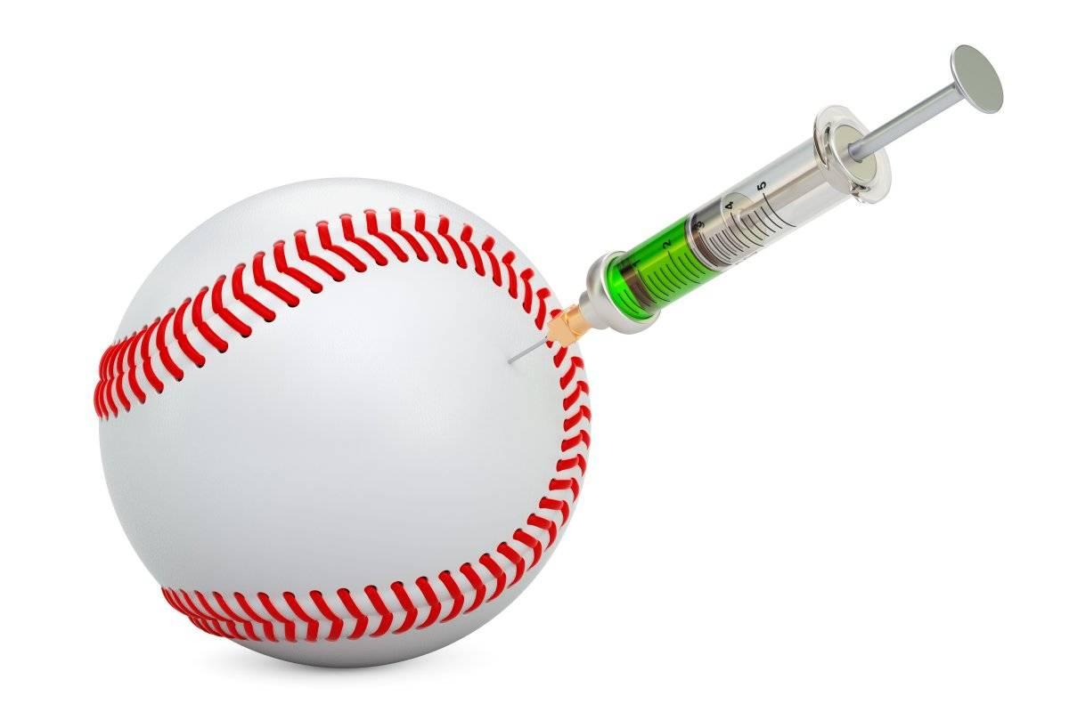 Esteroides y béisbol