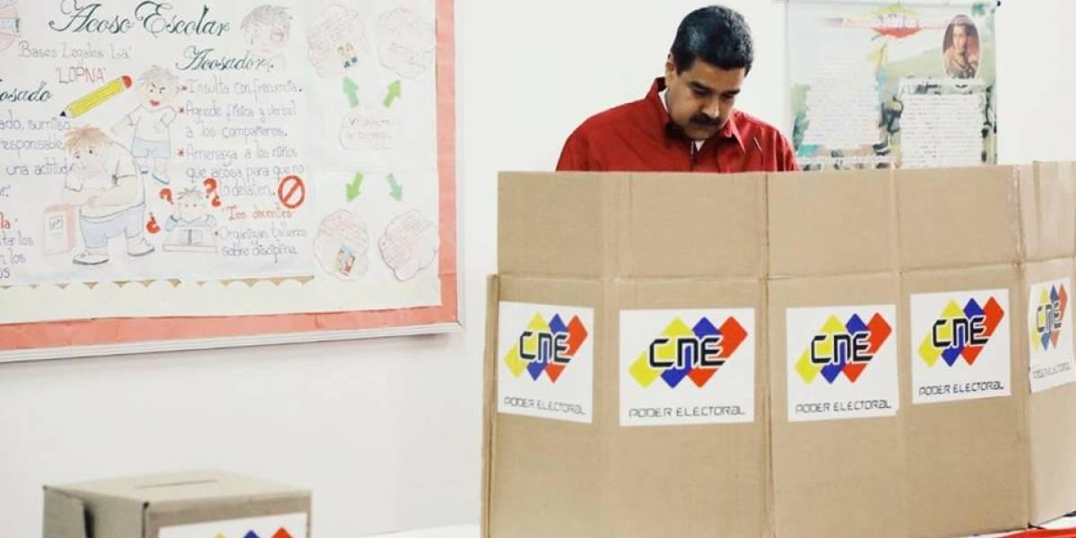 Triunfo de Maduro en Venezuela obtiene rechazo mundial