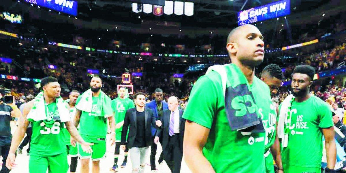 Celtics aún tiene ventaja, pero LeBron pisa fuerte