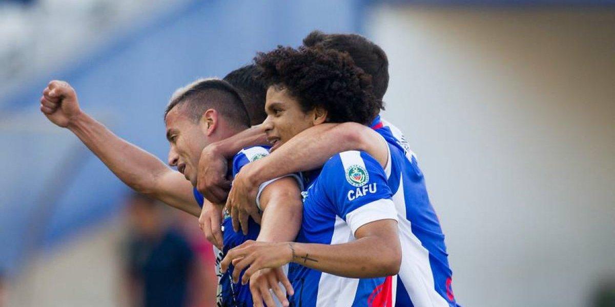 Deportes Antofagasta remontó para hundir más a Everton en el Campeonato Nacional