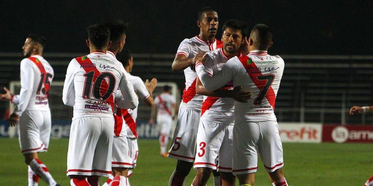 Curicó Unido volvió a las victorias y superó en un ajustado partido a Huachipato