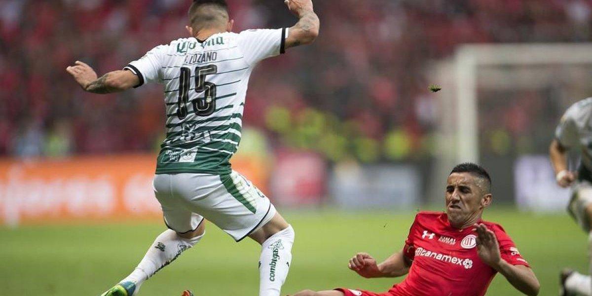 Toluca no pudo revertir la llave y Osvaldo González se quedó sin título en México