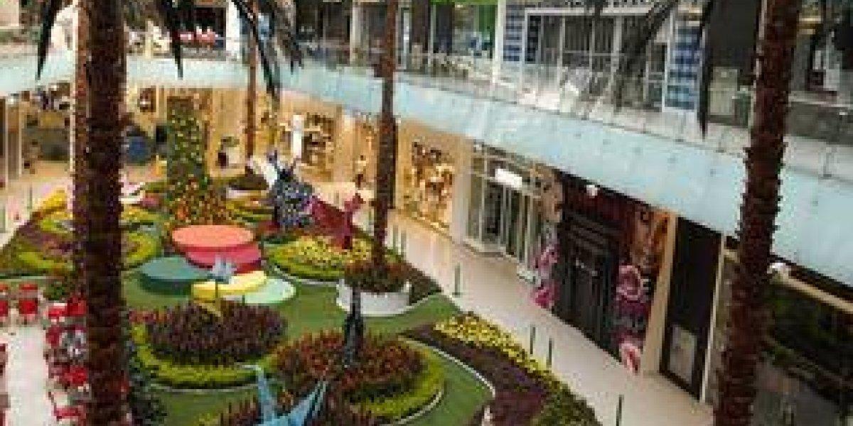 Hasta mañana, Ágora Mall expone un jardín artístico dedicado a mamá