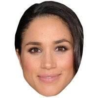 Máscaras de Meghan y Harry