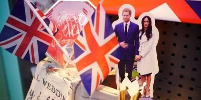 Recuerdos en la boda real