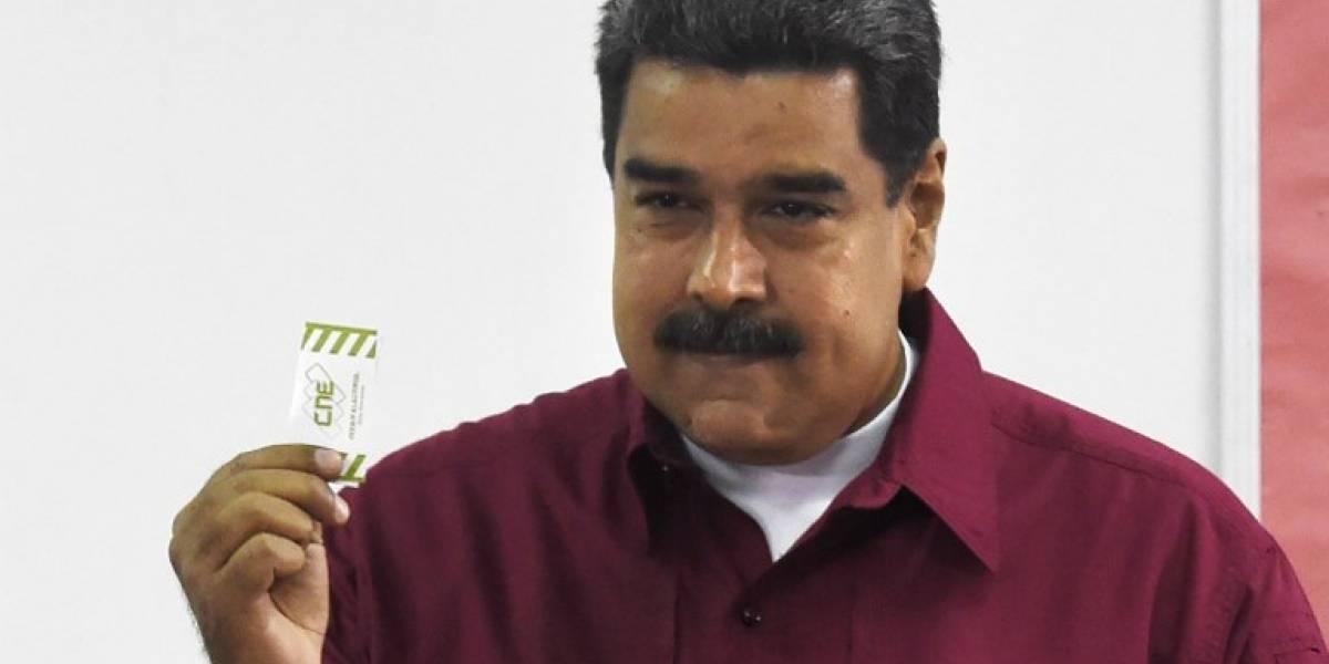 """Maduro advierte que """"hará respetar"""" los resultados de las elecciones en Venezuela"""