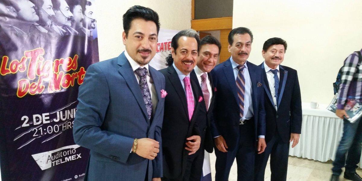 Los Tigres del Norte entre aniversario, disco inédito y segundo unplugged